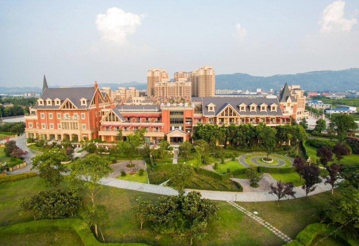 蒲江英澜河畔酒店