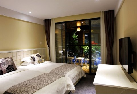 安吉蔓谷酒店
