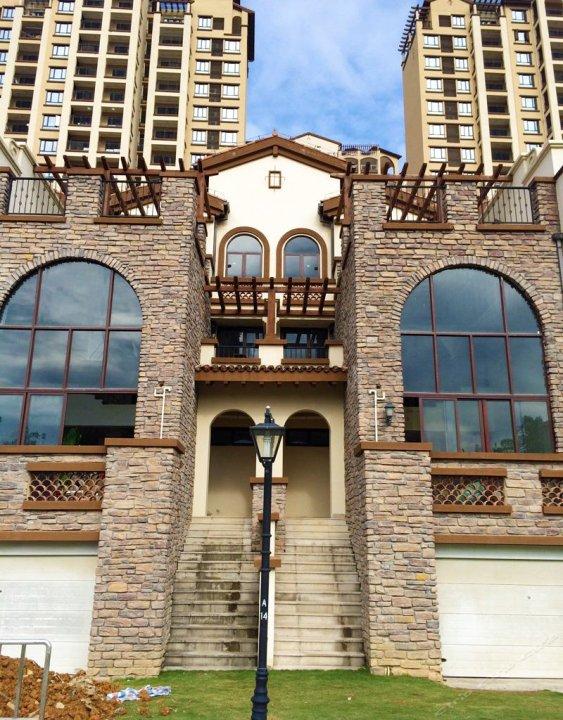 惠州龙门富力养生谷克洛维斯温泉度假酒店式公寓