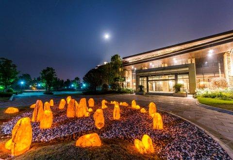 武汉驿山高尔夫酒店