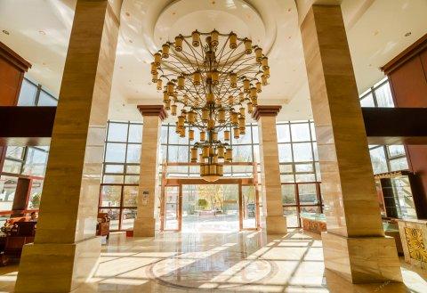 拉萨扎基大酒店