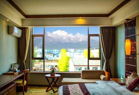 丽江琦萍酒店