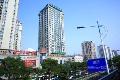 格林豪泰酒店(威海刘公岛码头青岛北路店)