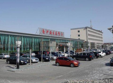 石嘴山沙海酒店