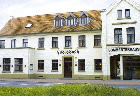 科伦索酒店餐厅(Kolossos)