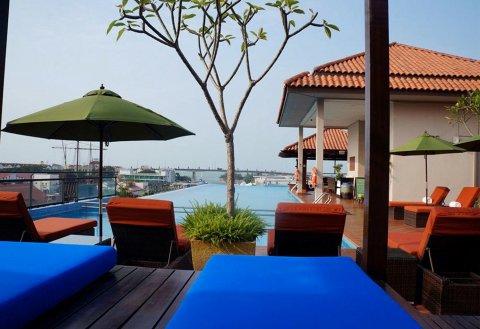 卡萨戴尔里奥酒店(Casa del Rio Melaka)