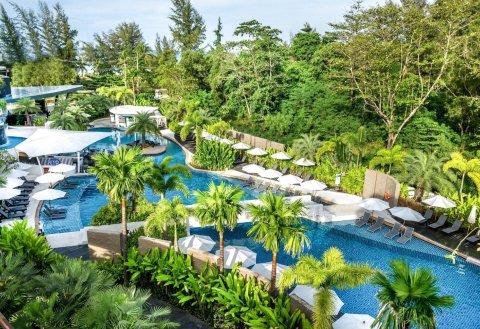 诺富特普吉岛卡隆海滩温泉度假村(Novotel Phuket Karon Beach Resort and Spa)