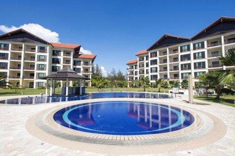 哥打京那巴鲁沙巴海滩套房别墅酒店(Sabah Beach Villas & Suites)