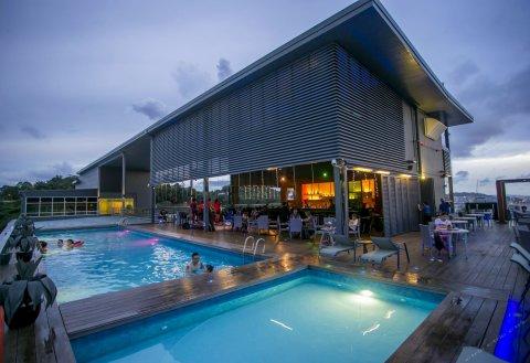 阁蓝帝酒店(Grandis Hotels and Resorts Kota Kinabalu)