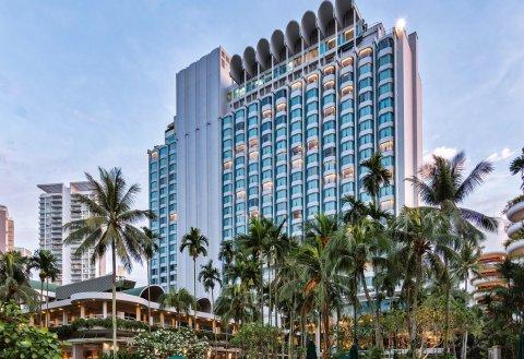 新加坡香格里拉大酒店(Staycation Approved)(Shangri-La Hotel Singapore (Staycation Approved))
