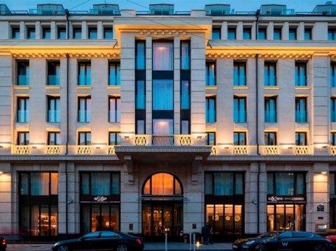 索菲特圣彼得堡特色酒店(SO Sofitel St Petersburg)