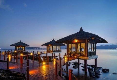 芽庄珍珠豪华度假酒店(Vinpearl Luxury Nha Trang)