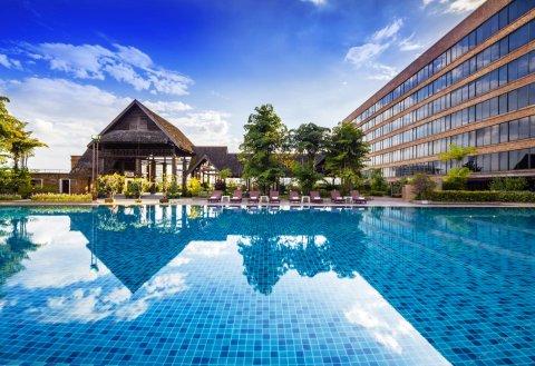 莲花酒店(Lotus Pang Suan Kaew Hotel)