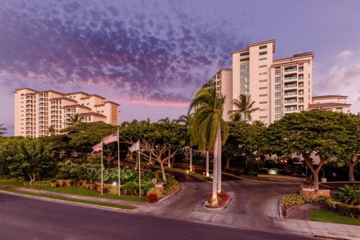 科奥利纳海滩俱乐部万豪酒店(Marriott's Ko Olina Beach Club)
