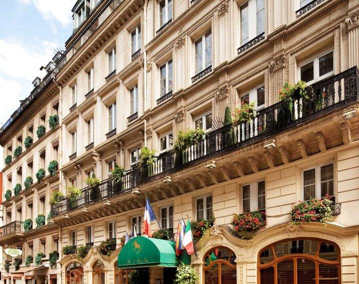 贝斯特韦斯特精品巴黎剧场酒店(Best Western Premier Hotel L'Horset Opera)