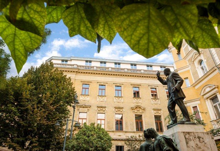 布达佩斯帕拉泽欧泽奇酒店(Hotel Palazzo Zichy Budapest)