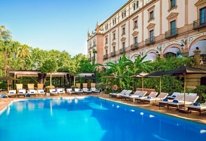 塞维利亚阿方索十三世豪华精选酒店(Hotel Alfonso XIII - A Luxury Collection Hotel)