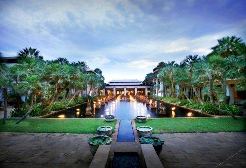 普吉岛 JW 万豪度假&酒店(JW Marriott Phuket Resort & Spa)