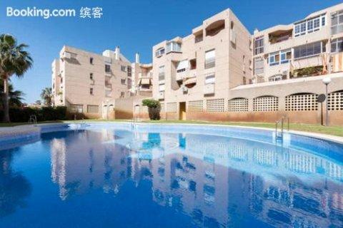 瓜达尔马尔海滩公寓(Homemálaga Guadalmar Beach 34)