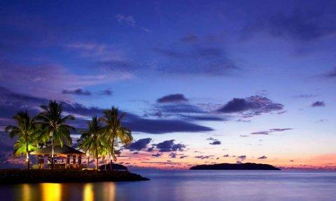 哥打京那巴鲁香格里拉丹绒亚路酒店(Shangri-La's Tanjung Aru Resort & Spa Kota Kinabalu)