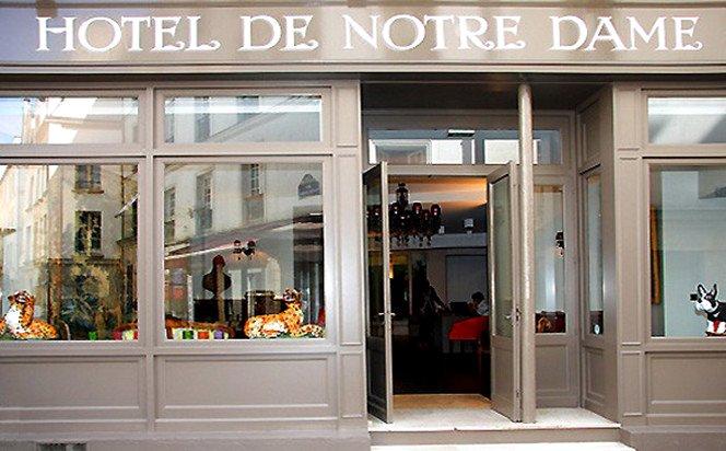 圣母院酒店(Hôtel de Notre-Dame)