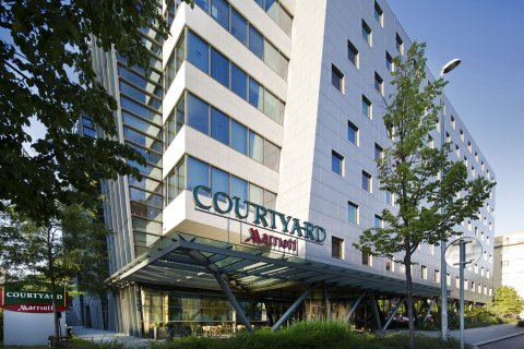 万豪布拉格市万怡酒店(Courtyard by Marriott Prague City)