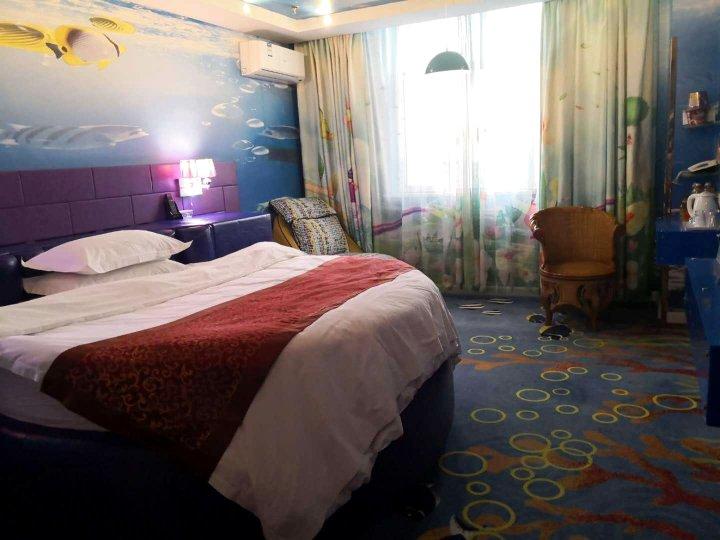 喀什苹果之歌精品酒店