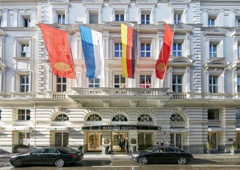 慕尼黑文华东方酒店(Mandarin Oriental, Munich)