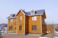 哈尔滨亚布力滑雪场私人订制别墅