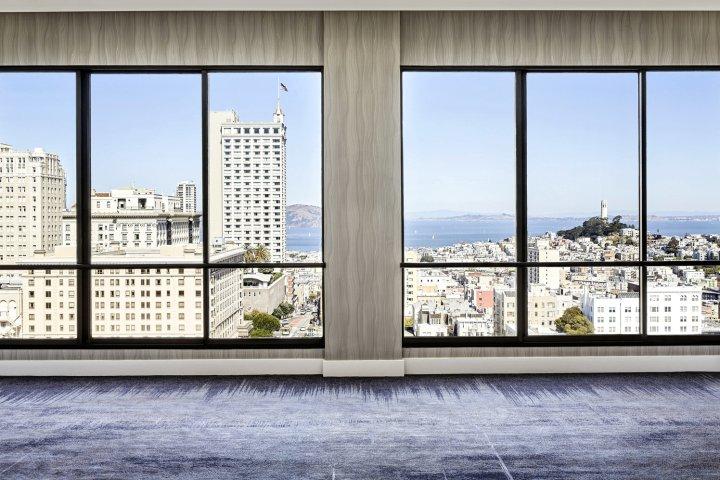 旧金山联合广场万豪酒店(San Francisco Marriott Union Square)