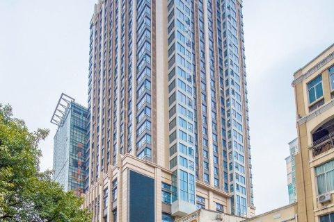 优优国际酒店公寓(广州沿江民间金融店)