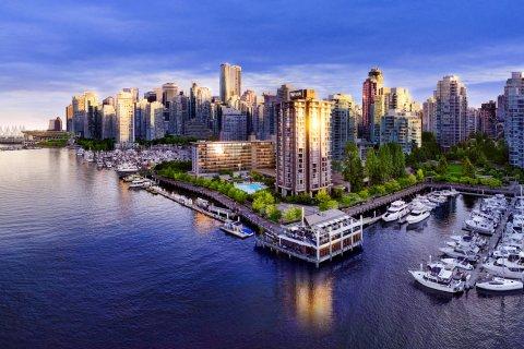 温哥华碧湾威斯汀酒店(The Westin Bayshore Vancouver)
