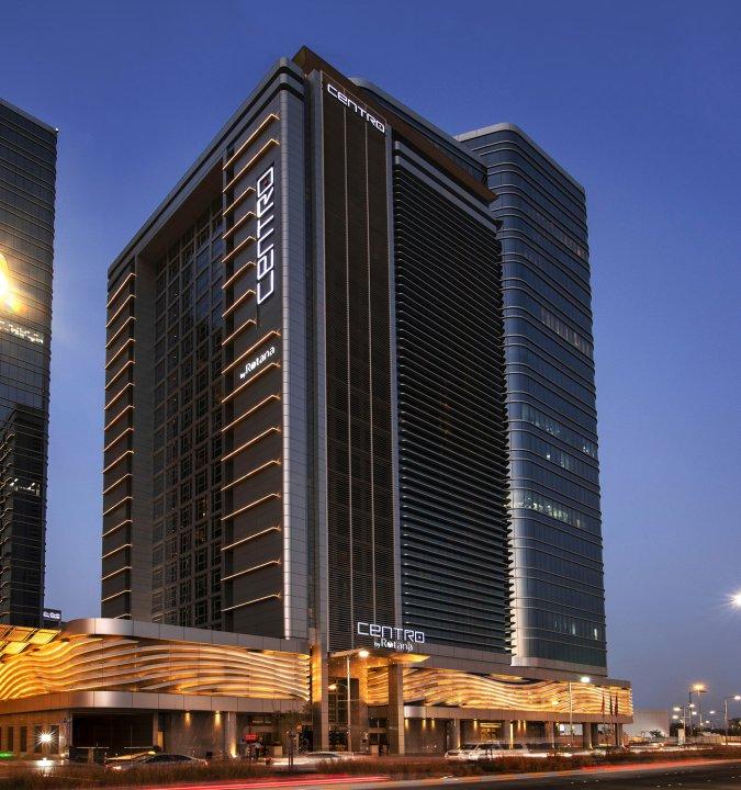 阿布扎比罗塔纳首府中心酒店(Centro Capital Centre by Rotana)