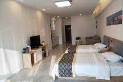 鸡西斯维登酒店式公寓(万达)
