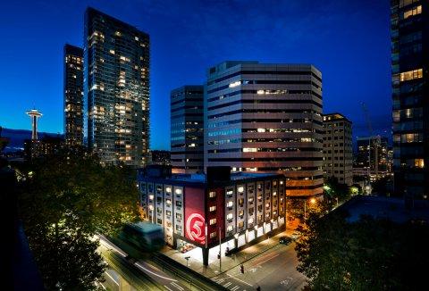 西雅图市中心住宿菠萝酒店(Staypineapple, Hotel Five, Downtown Seattle)