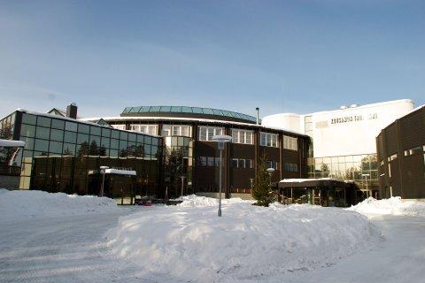 库萨莫假日俱乐部优质公寓酒店(Holiday Club Kuusamon Tropiikki Resort Apartments)