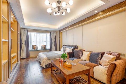 摩兜公寓(杭州远洋乐堤港旗舰店)