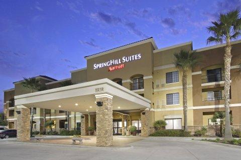 马德拉万豪春季山丘酒店(SpringHill Suites by Marriott Madera)