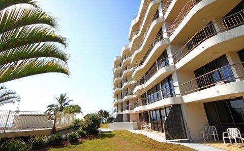 图岗圣西蒙海滨公寓(San Simeon Beachfront Apartments Tugun)