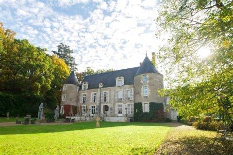 普莱城堡酒店(Château de Pray)