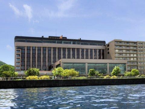 洞爷湖景乃之风度假酒店(The Lake View Toya Nonokaze Resort)