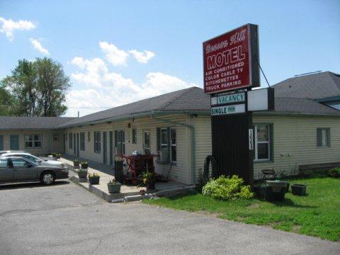 碧根山丘汽车旅馆(Beacon Hill Motel)