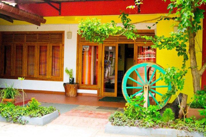 丹布拉阿拉丁酒店(Aladin Hotel Dambulla)