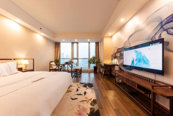 逸家精品酒店公寓(天津于家堡自贸区宝龙店)
