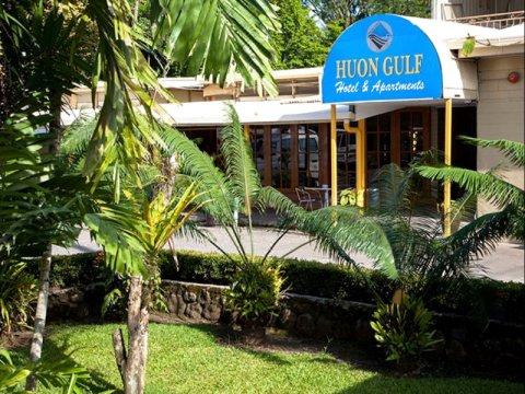 胡恩海湾酒店(Huon Gulf Hotel)