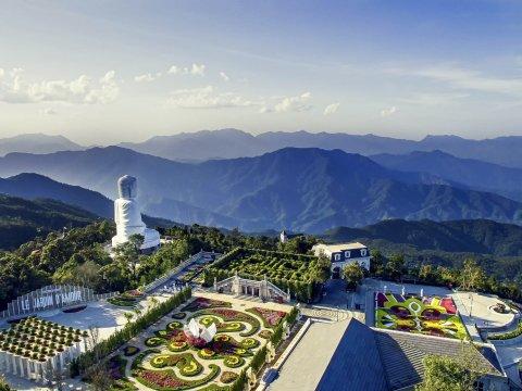 岘港法国村巴纳山美居酒店(Mercure Danang French Village Bana Hills)