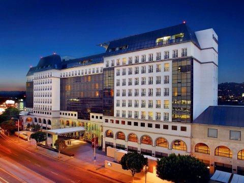 洛杉矶比弗利山庄索菲特酒店(Hotel Sofitel Los Angeles at Beverly Hills)