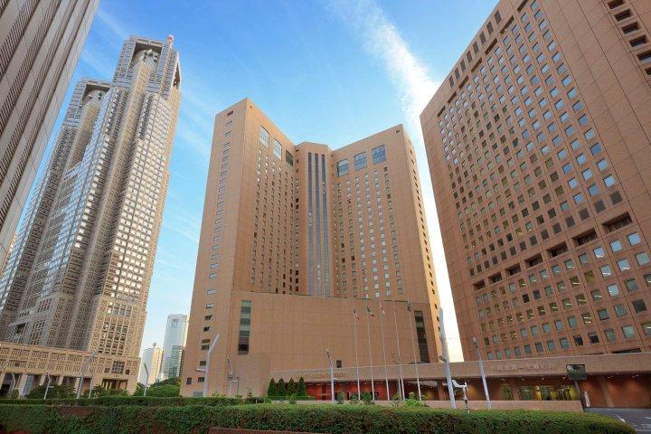 东京凯悦酒店(Hyatt Regency Tokyo)