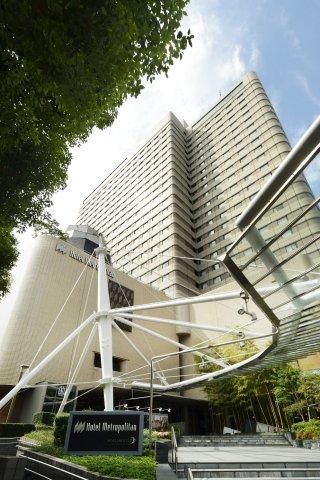 JR东日本大都会大饭店 池袋(Hotel Metropolitan Tokyo Ikebukuro)