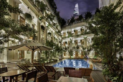 西贡大酒店(Grand Hotel Saigon)